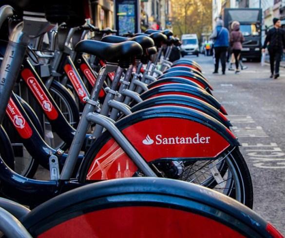 Record take-up for 'Boris bikes'