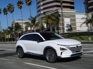 Hyundai Nexo fuel cell SUV