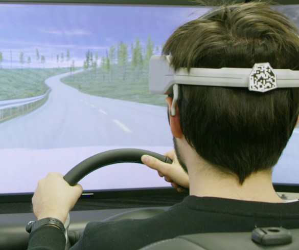 Nissan extends car control to the human brain