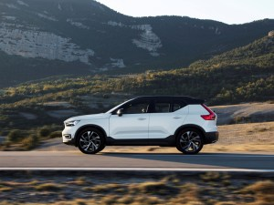 Volvo UK has confirmed the XC40 PHEV for Q4 2018