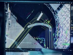 Nissan's Seamless Autonomous Mobility (SAM) platform.