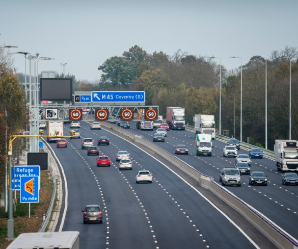 All lane running motorways more dangerous than country roads, say drivers