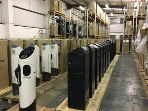 1,000's of charge points ready to install in London