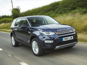 Jaguar Land Rover is cutting back production of the Land Rover Discovery Sport and Range Rover Evoque