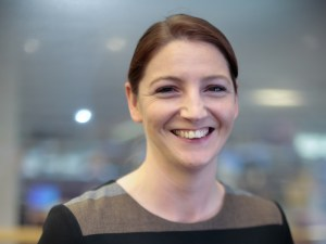 Claire Owens, finance director at FMG