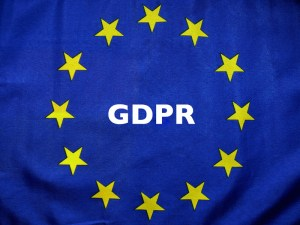 GDPR comes into force on 25 May 2018