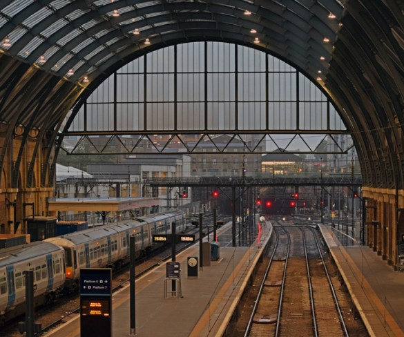 Rail passengers could get high-speed WiFi by 2025