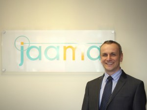 Martin Evans, managing director, Jaama