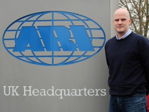 Stuart Little has joined ARI as its new business development manager