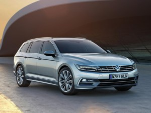 Volkswagen Passat extra equipment includes LED headlights and climate control