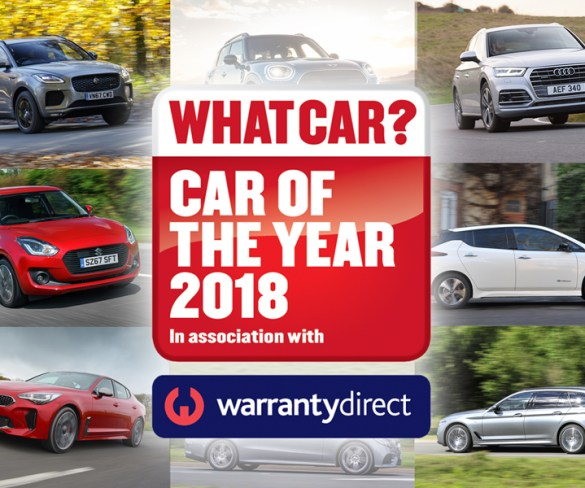 Shortlist for What Car 2018 awards features latest fleet launches