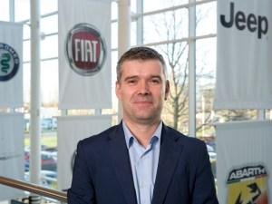Arnaud Leclerc, managing director, Fiat Chrysler Automobiles