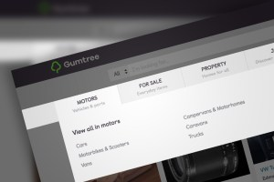 Gumtree hasn't offered free Motoring adverts since 2013
