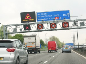 New tech could detect drivers ignoring 'Red X' signs