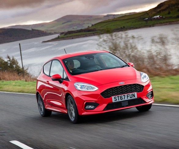 Best New Car: Ford Fiesta