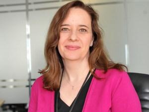 Julie Lennard, interim chief executive at the DVLA