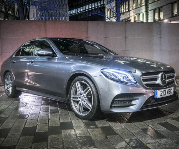 Best Executive Car: Mercedes-Benz E-Class