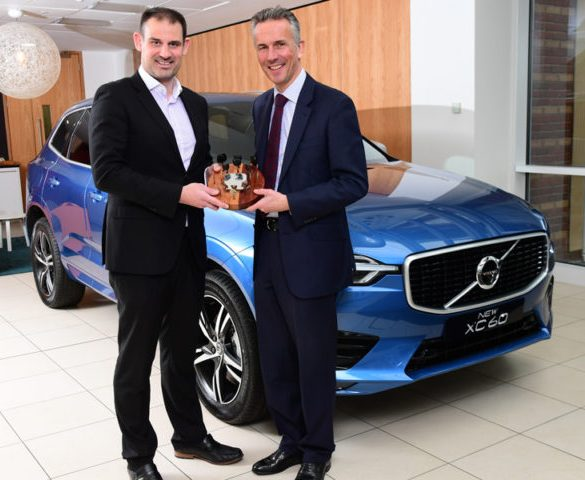 Volvo XC60 named UK Car of the Year 2018