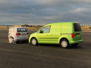 Car and van fleet operators are being given the opportunity to test AEB systems on 20 and 21 March