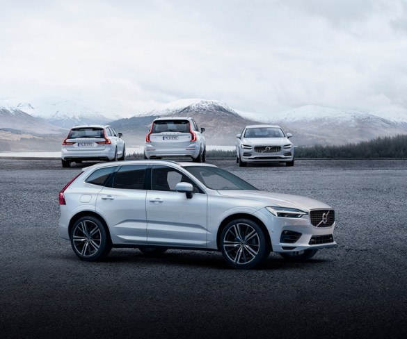 Volvo's Commitment to Electrification