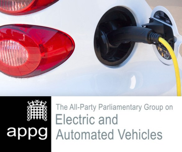 Parliamentary group to drive electric and autonomous vehicle agenda