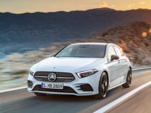 The new A-Class brings a choice of one diesel or two petrol engines from launch.