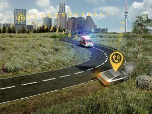 eCall will be obligatory for every new type approval in the EU from April 2018 and standardizes vehicle connectivity