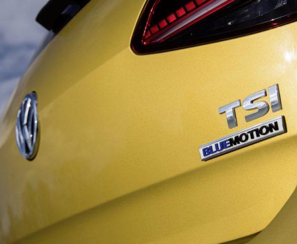 Diesel-rivalling economy for new VW Golf petrol engine