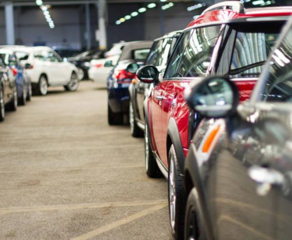 Appetite for used diesels at auction remains robust
