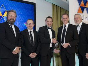 Kwik Fit celebrates being named Alphabet's top supplier.