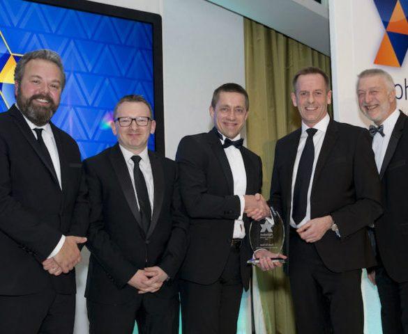 Kwik Fit Fleet picks up two honours at Alphabet Supplier Awards