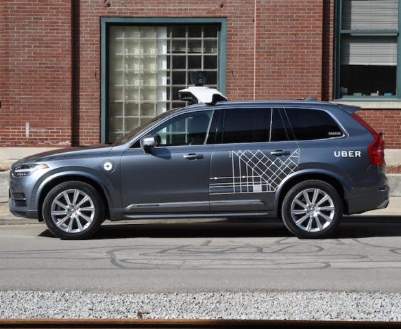 Uber halts self-driving car tests following fatal accident