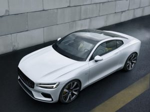 Customers can pre-order the Polestar 1 with a fully-refundable £2,219 (€2,500) deposit