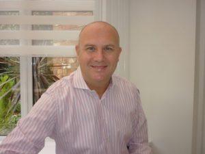 Richard Hill, managing director of DriverMetrics