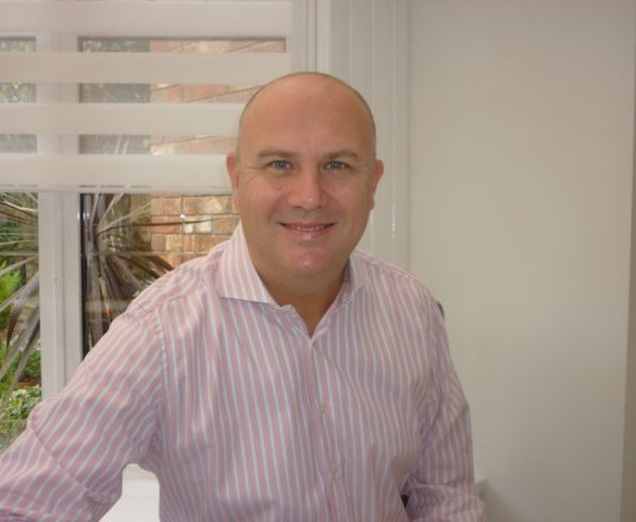 Richard Hill appointed managing director of DriverMetrics