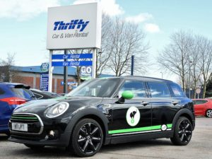 The partnership with Thrifty brings Lightfoot Elite Drivers a 10% discount on vehicle rental.