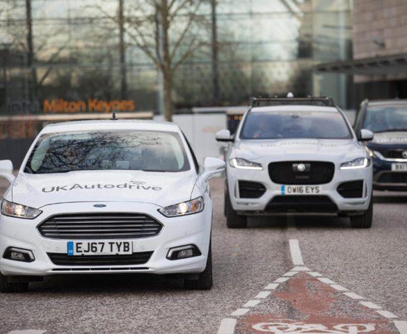 Autonomous car valet service could cut congestion