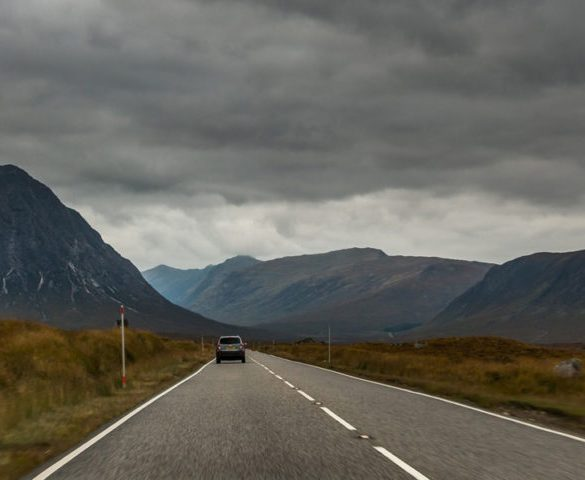 Scottish company car drivers to be hit by higher BiK rates