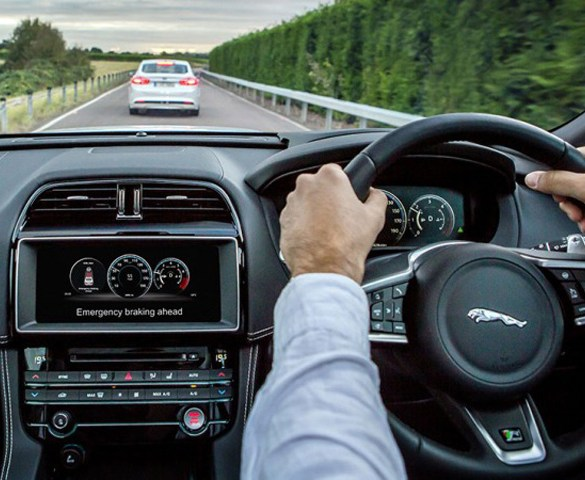 New tech enables drivers to see around corners