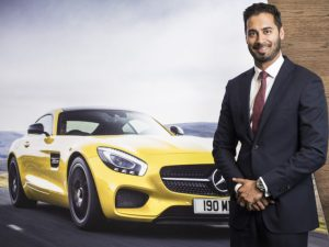 Krishna Bodhani, used cars and remarketing director at Mercedes-Benz Cars UK