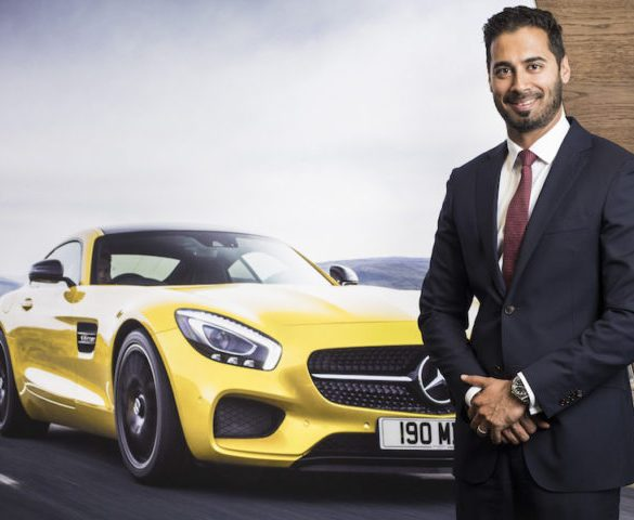 Mercedes-Benz appoints new used cars and remarketing director