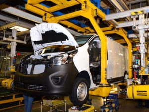 Luton currently manufactures the Vivaro, co-developed with Renault.