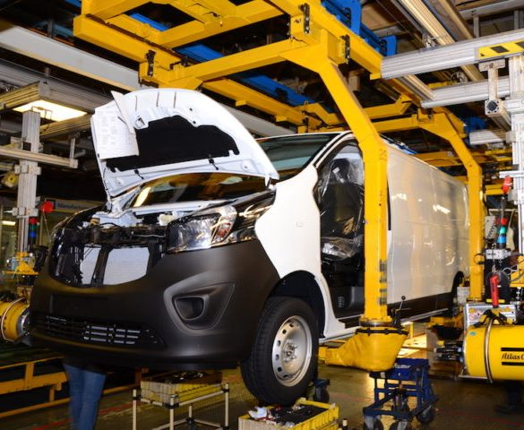 UK CV manufacturing rises on back of overseas demand