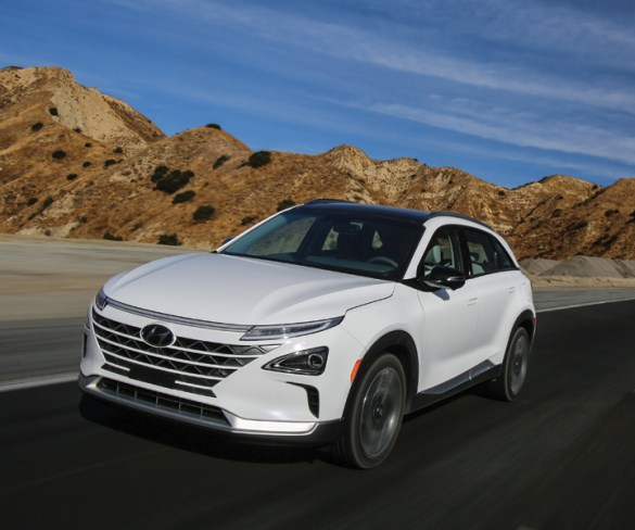 First Drive: Hyundai Nexo