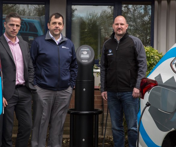 Auto Windscreens to boost EV fleet