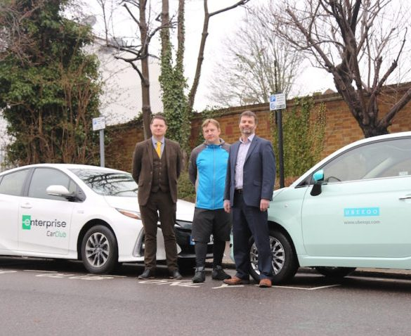 New car clubs go live in Waltham Forest