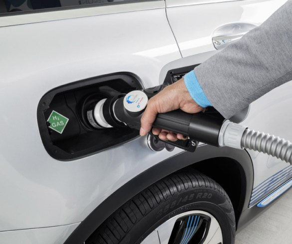 Hydrogen fuel cell EVs go on trial with European fleets