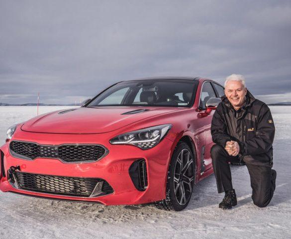 Q&A: Albert Biermann, Kia executive VP for vehicle testing