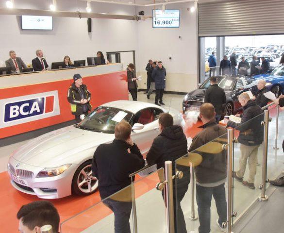 BCA scores BMW UK and Alphabet remarketing deal