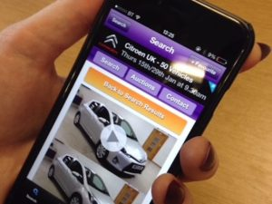 City Auction Group's Buyer App